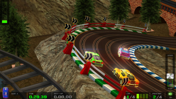HTR+ Slot Car Simulation (Steam key/Region free)