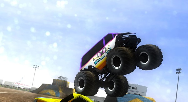 Monster Truck Destruction (Steam key/Region free)