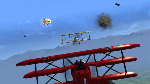 Wings! Remastered Edition (Steam key/Region free)