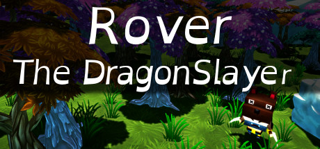 Rover The Dragonslayer (Steam key/Region free)