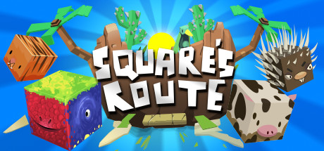 Square´s Route (Steam key/Region free)