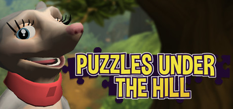 Puzzles Under The Hill (Steam key/Region free)