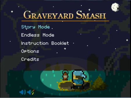 Graveyard Smash (Steam key)