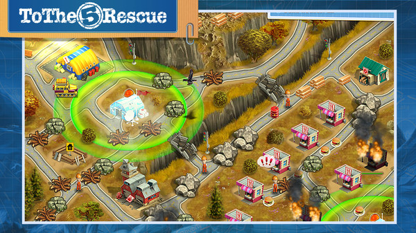Rescue Team 5 (Steam key/Region free)