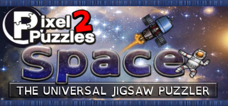 Pixel Puzzles 2: Space (Steam key/Region free)