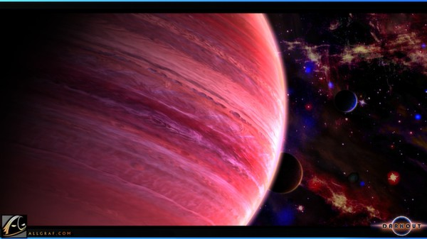 Darkout (Steam key/Region free)