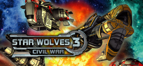 Star Wolves 3: Civil War (Steam key/Region free)