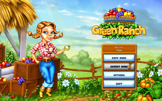 Green Ranch (Steam key/Region free)