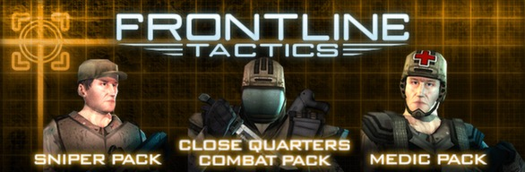 Frontline Tactics Complete Pack (Steam key/Region free)