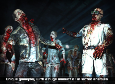 Dead Effect (Steam key/Region free)