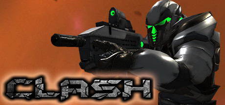 CLASH (Steam key/Region free)