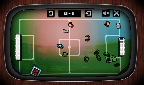 Socxel | Pixel Soccer (Steam key)