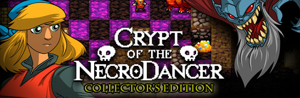 Crypt of the NecroDancer Collector´s Edition (Steam/RU)