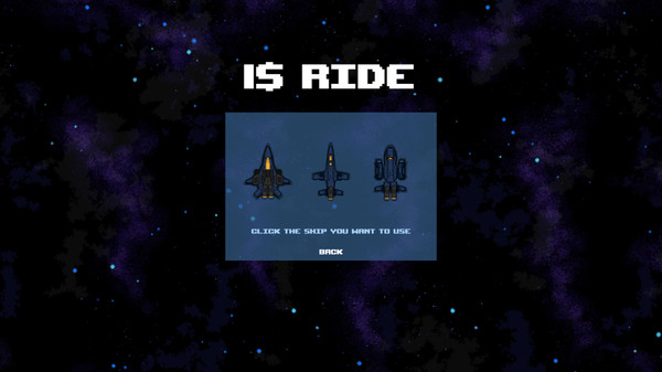 1 Ride (Steam key)