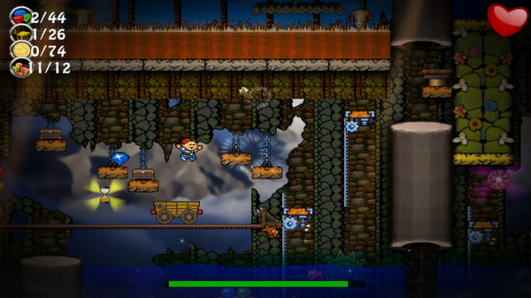 Canyon Capers (Steam key/Region free)
