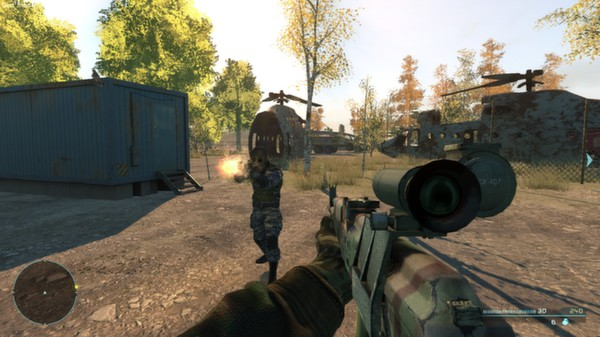 Chernobyl Commando (Steam key/Region free)
