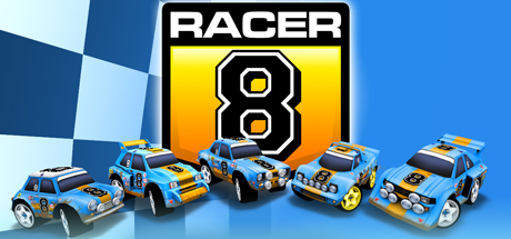 Racer 8 (Steam key/Region free)