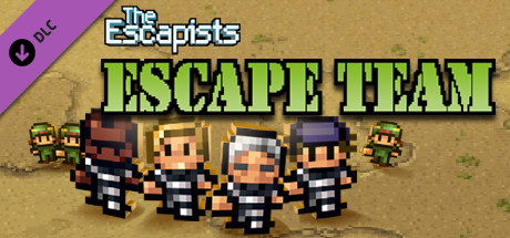 The Escapists - Escape Team (Steam key/RU)