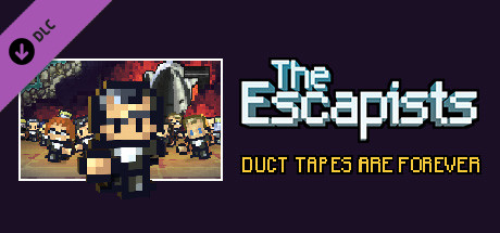 The Escapists - Duct Tapes are Forever (Steam key/RU)