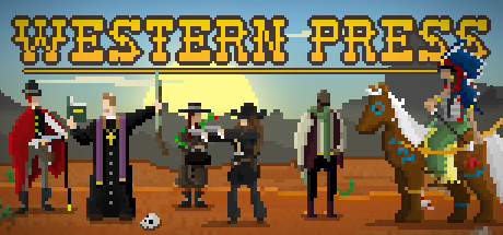 Western Press (Steam key/RU)