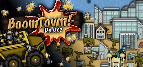 BoomTown! Deluxe (Steam key)