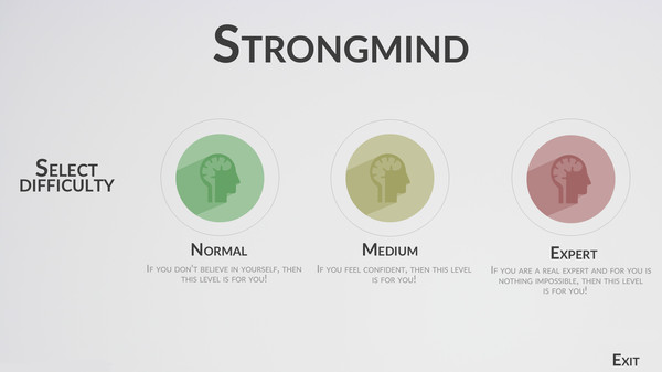 Strongmind (Steam key/Region free)
