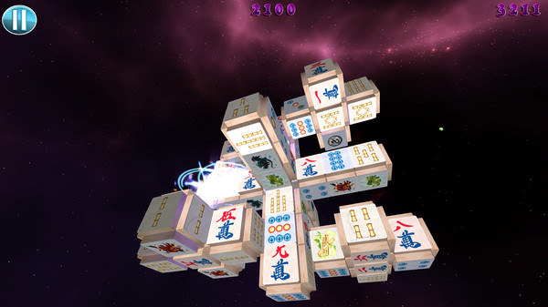 Mahjong Deluxe 2: Astral Planes (Steam key/Region free)
