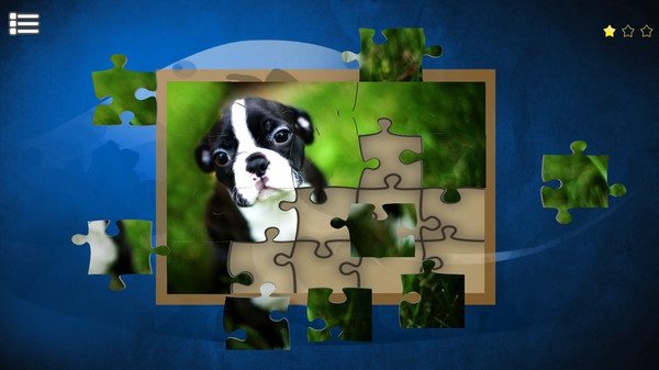 Puppy Dog: Jigsaw Puzzles (Steam key/Region free)