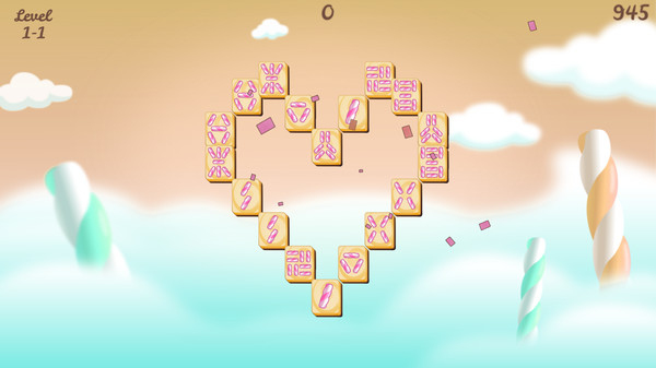 Sweet Candy Mahjong (Steam key/Region free)