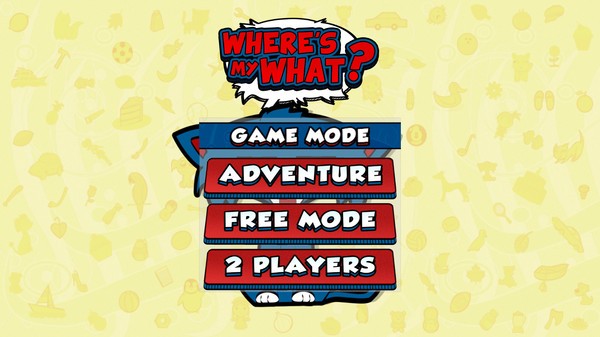 Where´s My What? (Steam key/Region free)