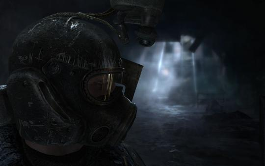 Metro 2033 (Steam key/Region free)