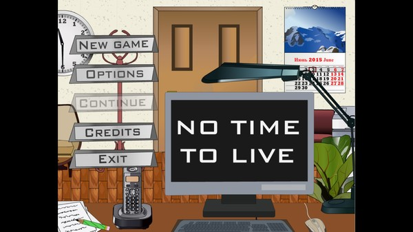 No Time To Live (Steam key)