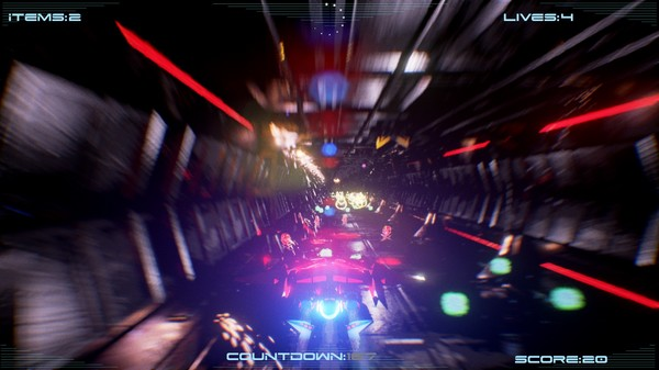 Deep Space Dash (Steam key)