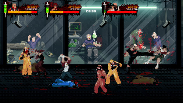 Mother Russia Bleeds (Steam key/RU)
