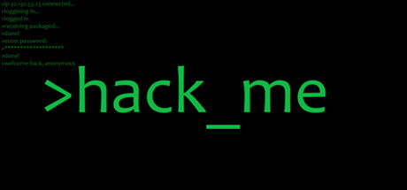 hack_me (Steam key)