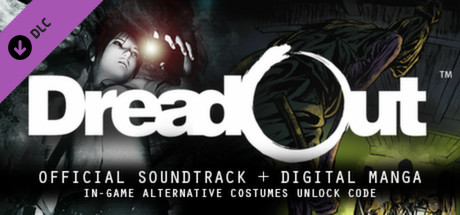 DreadOut Soundtrack & Manga DLC (Steam key)