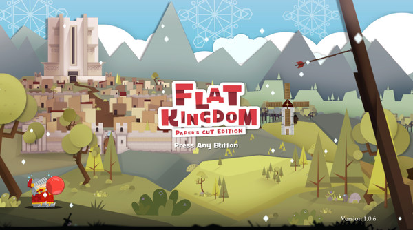 Flat Kingdom Winter Edition (Steam gift/RU)