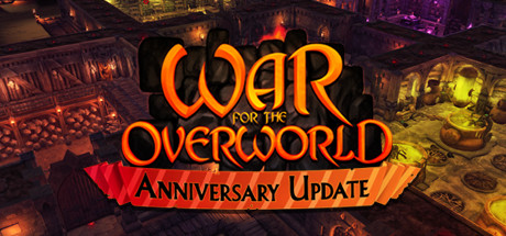 War for the Overworld (Steam key)