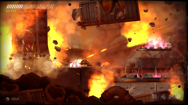 RIVE: Wreck, Hack, Die, Retry (Steam key)