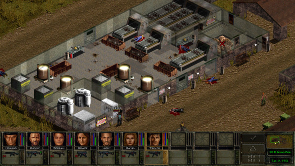 Jagged Alliance 2 - Wildfire (Steam gift/RU)
