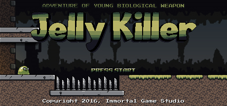 Jelly Killer (Steam gift/RU)