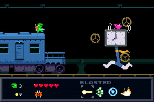 Kero Blaster (Steam key)