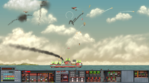All Guns On Deck (Steam key)