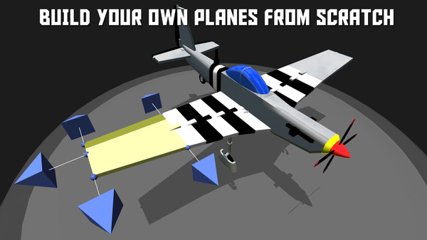 SimplePlanes (Steam key)