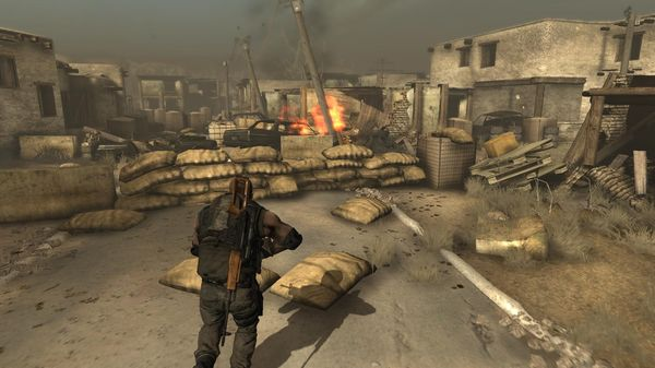 Global Ops: Commando Libya (Steam key)