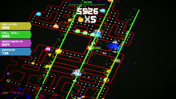 PAC-MAN 256 (Steam key/RU)