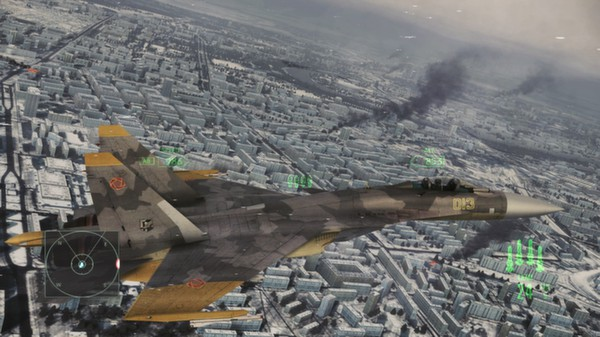 Ace Combat Assault Horizon Enhanced Edition (Steam/RU)