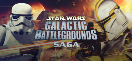 Star Wars Galactic Battlegrounds Saga (Steam key/RU)