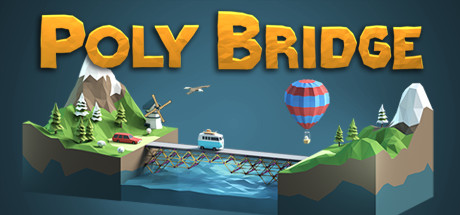 Poly Bridge (Steam key/RU)