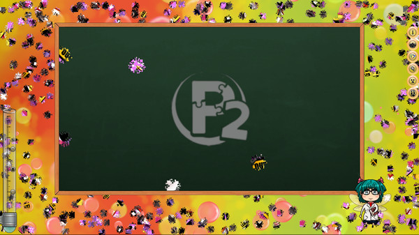 Pixel Puzzles 2: Anime (Steam key/Region free)